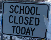 school closed 01