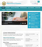 state of hawaii department of taxation outdated tax year